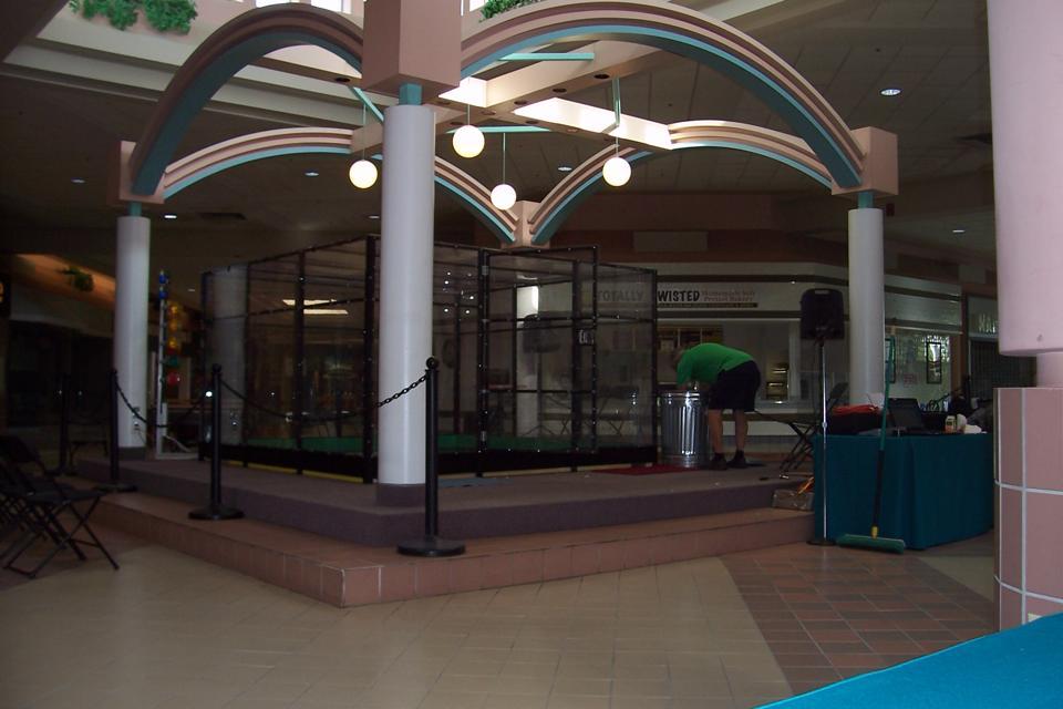 Arena Setup 2014