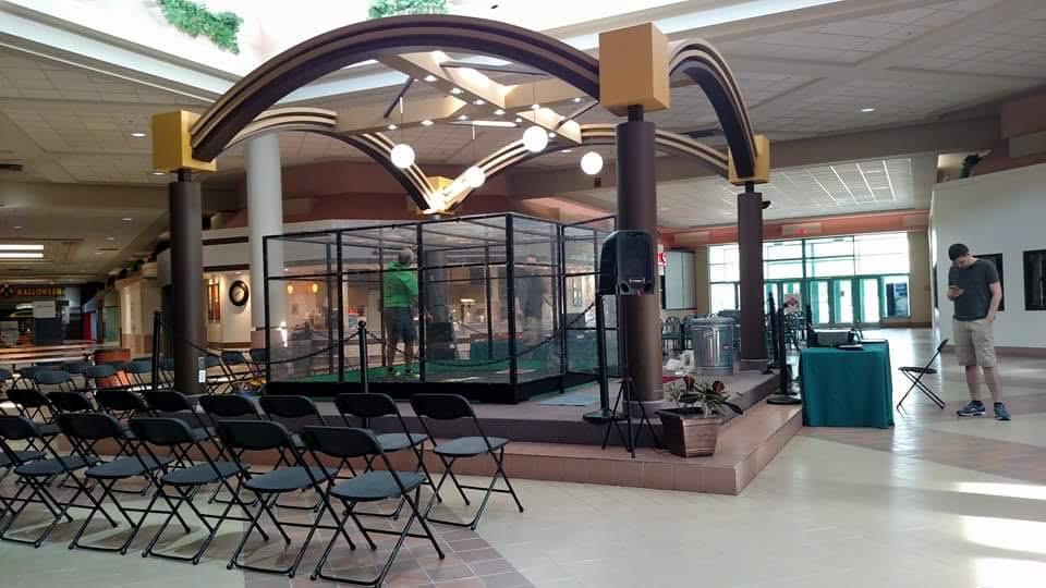 Arena Setup